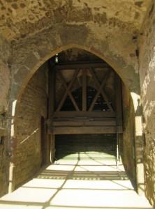 Pont-levis fermé 2